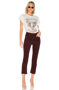 AGOLDE Straight Pants Currant
