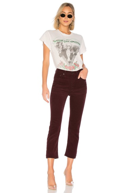 Preload https://img-static.tradesy.com/item/24778595/agolde-currant-riley-high-rise-cropped-pants-size-2-xs-26-0-0-650-650.jpg