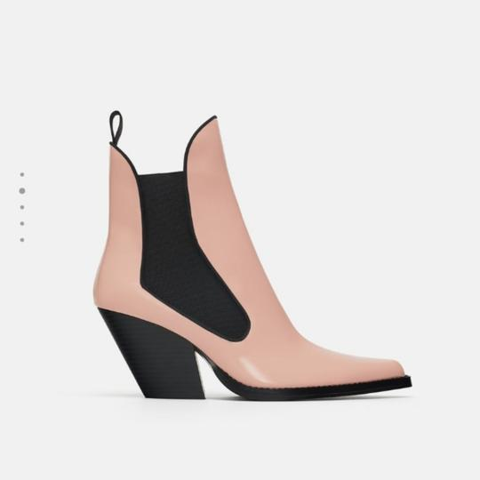 Preload https://img-static.tradesy.com/item/24778604/zara-pink-new-with-tags-cowboy-with-elastic-sides-bootsbooties-size-us-9-regular-m-b-0-2-540-540.jpg