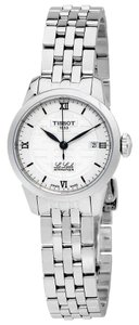 Tissot Le Locle Stainless Steel Automatic Round Ladies Watch