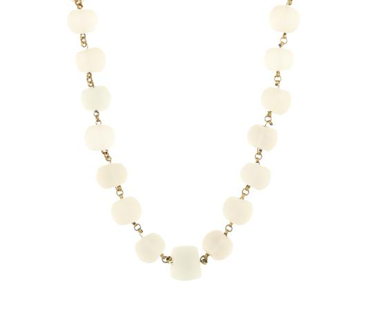 Preload https://img-static.tradesy.com/item/24778760/stephen-dweck-gold-bronze-frosted-stone-necklace-0-2-540-540.jpg