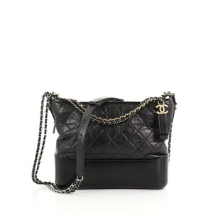 7f73a41cf080 Black Chanel Hobo Bags - Up to 90% off at Tradesy