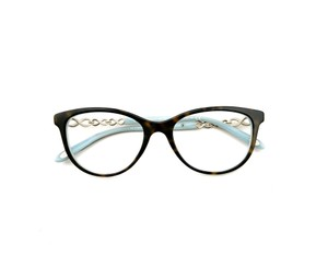 b4f6d7fd62ab6 Tiffany   Co. TF2120B 8134 51mm RX Prescription Eyeglasses Frames Only Italy