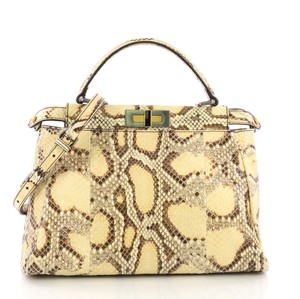 Yellow Fendi Bags - Up to 90% off at Tradesy ede6452fee