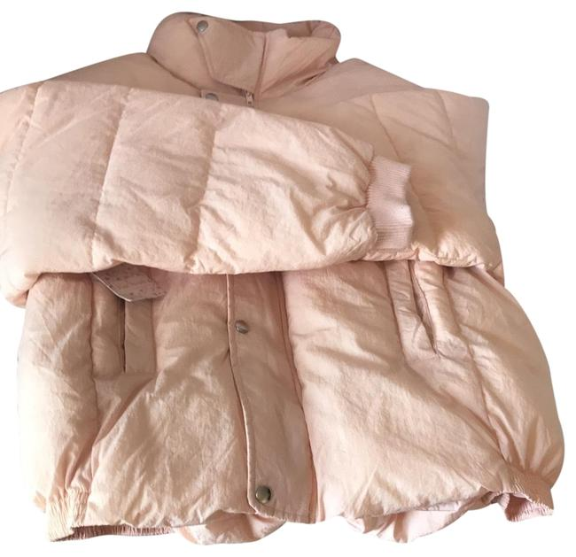 Item - Blush Pink Jacket Size 16 (XL, Plus 0x)