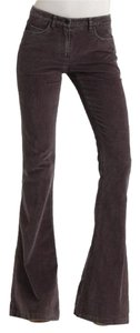 Theory Flare Pants Brown