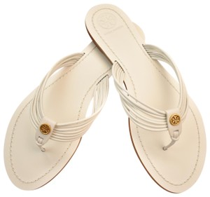 bf321beb8a590 Women s White Tory Burch Shoes - Up to 90% off at Tradesy