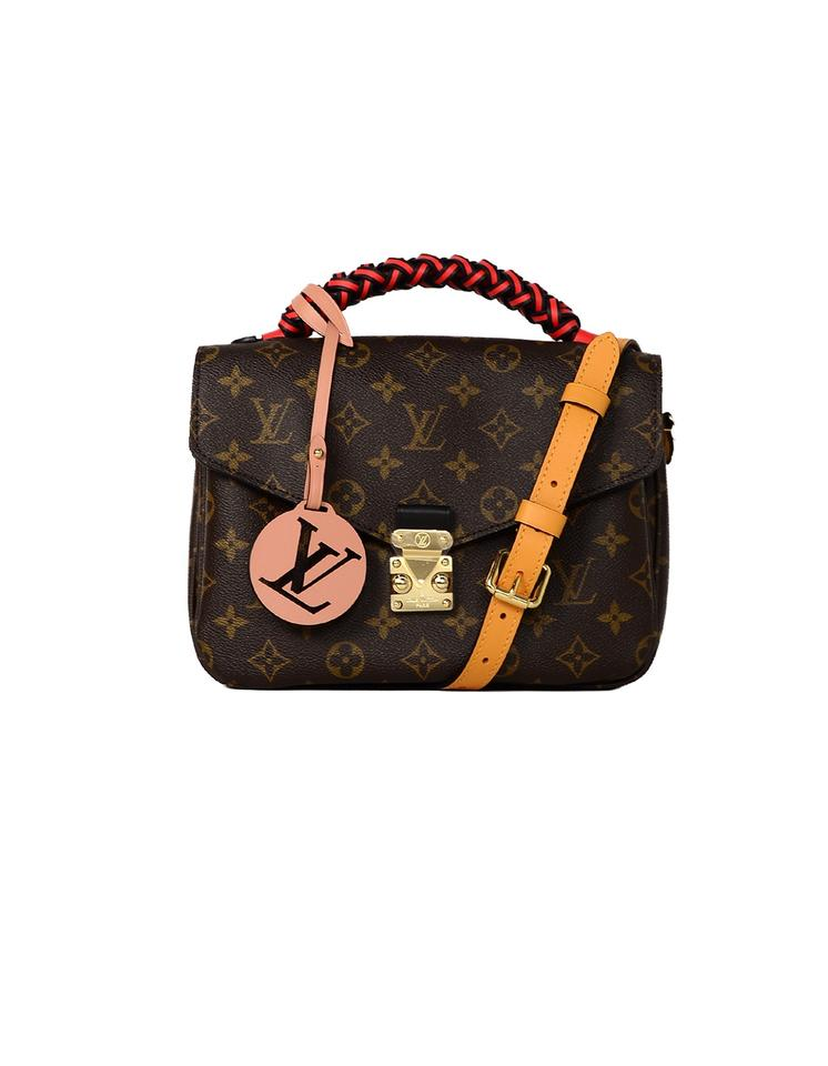 a9e4d4582842 Louis Vuitton Lv Monogram Top Handle Classic Cross Body Bag Image 0 ...