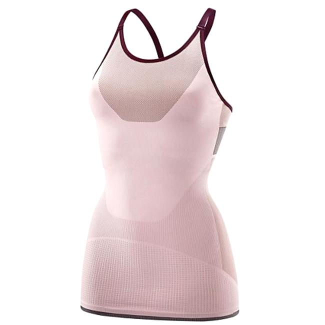 Item - Dusty Pink Racerback Activewear Top Size 8 (M)