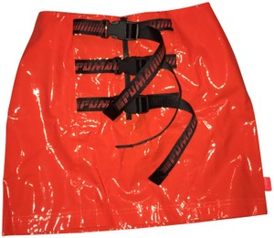 FENTY PUMA by Rihanna Mini Skirt Red/rouge
