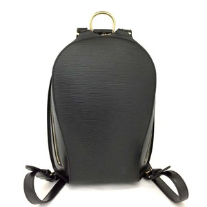 Louis Vuitton Epi Mabillion Leather Backpack