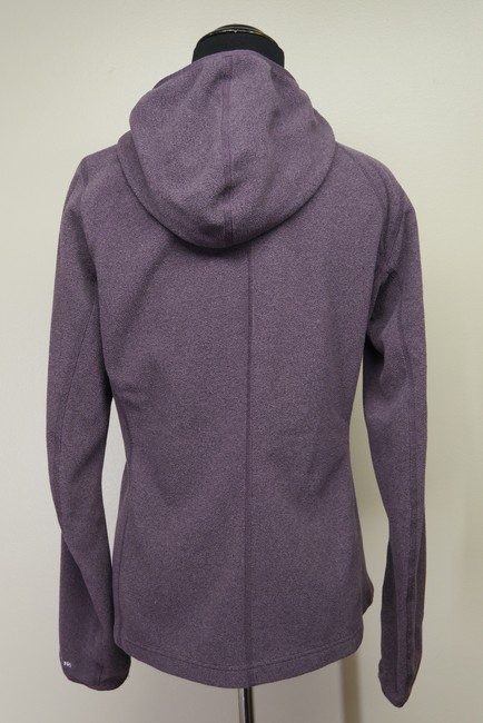 The North Face Fleece Signature Athletic Hooded Jacket Image 3