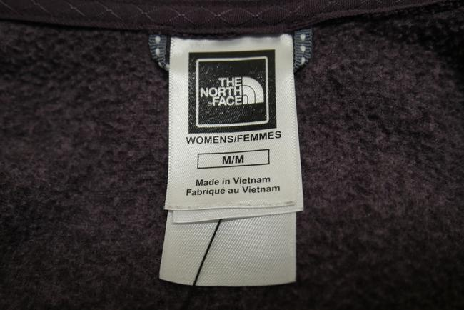 The North Face Fleece Signature Athletic Hooded Jacket Image 8