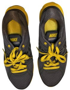 Nike Gray with yellow and black trimming Athletic