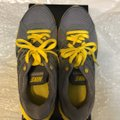 Nike Gray with yellow and black trimming Athletic Image 5
