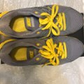 Nike Gray with yellow and black trimming Athletic Image 6