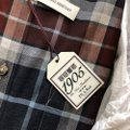Jos. A. Bank Button Down Shirt Red Blue Gray Image 2