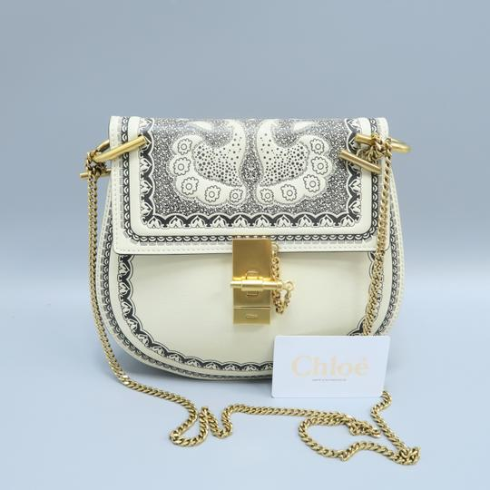 Chloé Calfskin Leather Drew Cross Body Bag Image 1