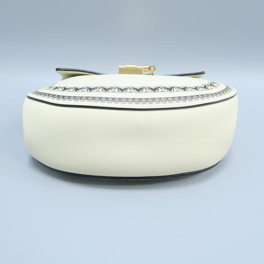 Chloé Calfskin Leather Drew Cross Body Bag Image 3