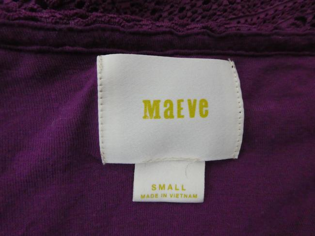 Maeve short dress purple on Tradesy Image 5