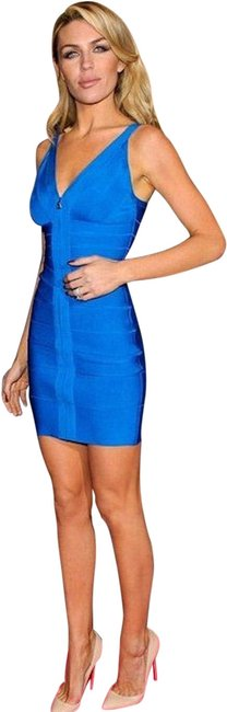 Preload https://img-static.tradesy.com/item/24781423/herve-leger-blue-pasha-short-night-out-dress-size-2-xs-0-1-650-650.jpg