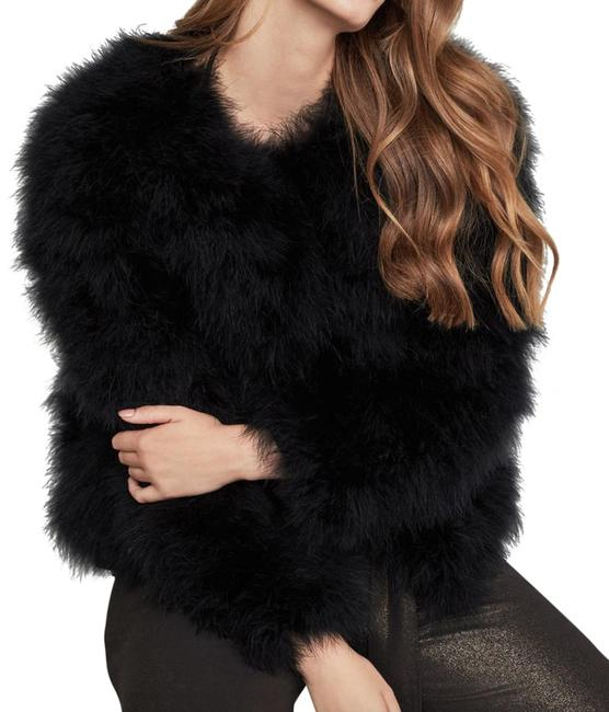 Preload https://img-static.tradesy.com/item/24781516/bloomingdale-s-black-ultra-soft-ostrich-feather-coat-size-6-s-0-2-650-650.jpg