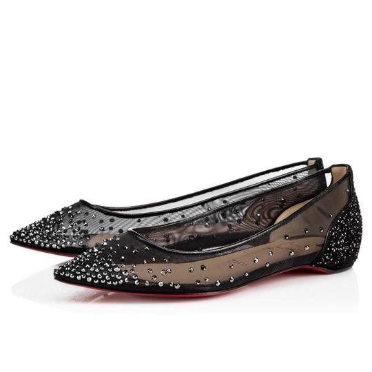 Preload https://img-static.tradesy.com/item/24781639/christian-louboutin-black-follies-strass-crosta-star-mesh-crystal-glitter-ballerina-ballet-flats-siz-0-0-540-540.jpg