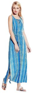 Blues & Cream Maxi Dress by Vince Camuto