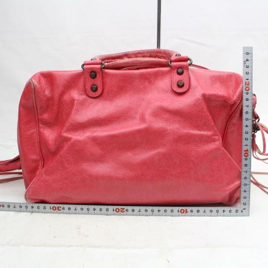 Balenciaga City First Town Twiggie Midday Shoulder Bag Image 5