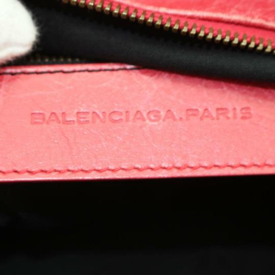 Balenciaga City First Town Twiggie Midday Shoulder Bag Image 9
