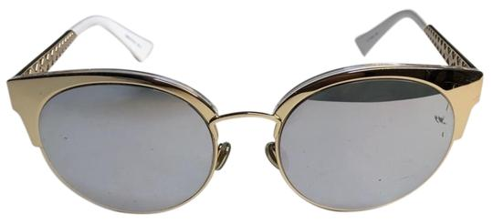 Preload https://img-static.tradesy.com/item/24782073/dior-silver-gold-sunglasses-0-1-540-540.jpg