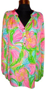 Lilly Pulitzer Top Multi-Color