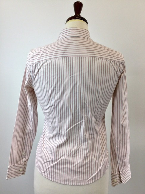 Talbots Button Down Shirt Multicolor Image 2