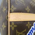 Louis Vuitton Lv Monogram Canvas Speedy Shoulder Bag Image 10