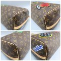 Louis Vuitton Lv Monogram Canvas Speedy Shoulder Bag Image 5