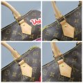 Louis Vuitton Lv Monogram Canvas Speedy Shoulder Bag Image 8