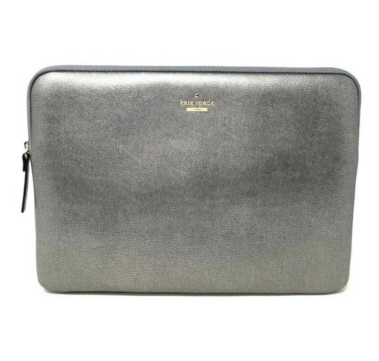 Preload https://img-static.tradesy.com/item/24782214/kate-spade-new-york-patterson-drive-13laptop-sleeve-in-pewter-leather-laptop-bag-0-0-540-540.jpg