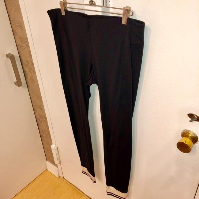 Theory Capri/Cropped Pants Black Image 1