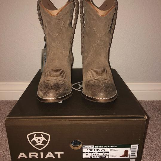 Ariat Relaxed Bark Boots Image 1