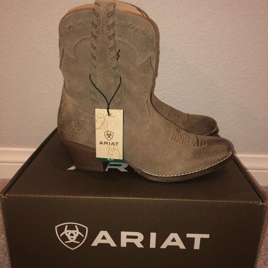 Ariat Relaxed Bark Boots Image 3