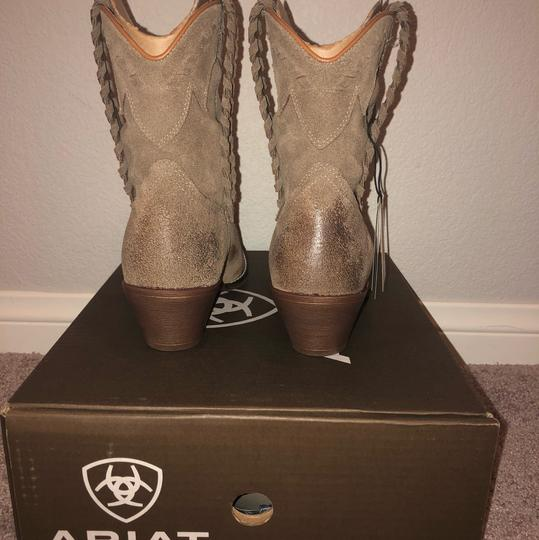 Ariat Relaxed Bark Boots Image 4