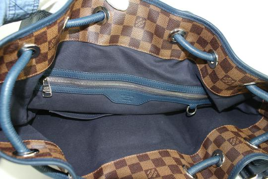 Louis Vuitton Sac Marine Carryall Keepall Virgil Limited Backpack Image 3