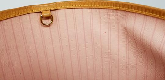 Louis Vuitton Tote Neverfull Ballerine Pink Interior Shoulder Bag Image 10