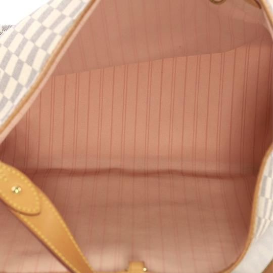 Louis Vuitton Tote Neverfull Ballerine Pink Interior Shoulder Bag Image 9