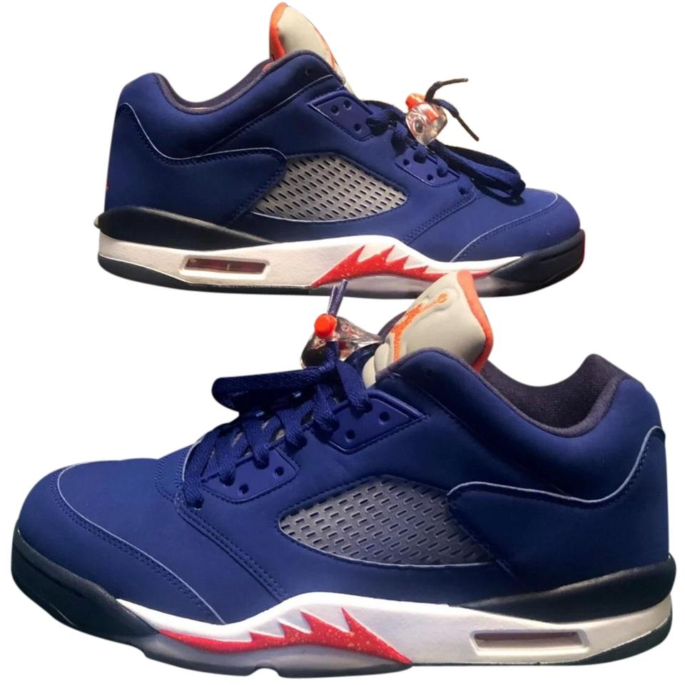 free shipping 48826 9b7d7 Retro 5s (Knicks) Sneakers