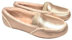 8ae10bfef50 UGG Australia Rose Hailey Metallic Women's Slippers/Loafers Flats Size US 8  Regular (M, B)