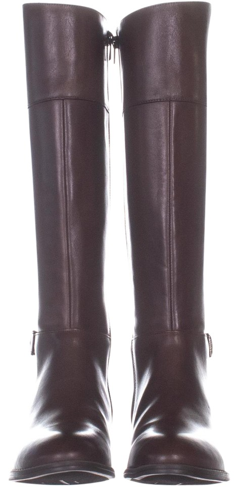 8826243e421 Steve Madden Brown Dacey Ankle 057 Cognac Suede Boots Booties Size ...