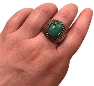 Carolyn Pollack turquoise cabochon