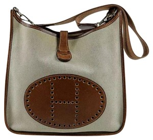 9fc7250af7e5 Beige Hermès Cross Body Bags - Up to 90% off at Tradesy