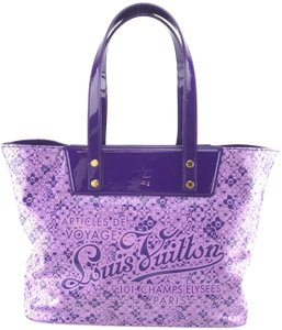 Louis Vuitton Monogram Tote Limited Edition Cosmic Blossom Shoulder Bag